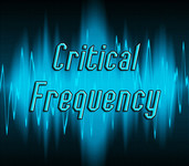 Critical Frequency Logo - Entry #66