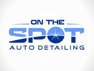 On the Spot Auto Detailing Logo - Entry #7