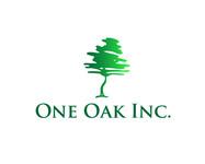 One Oak Inc. Logo - Entry #100