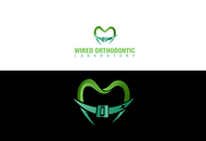 Wired Orthodontic Laboratory Logo - Entry #38