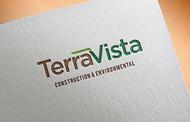 TerraVista Construction & Environmental Logo - Entry #393