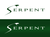 """Serpent"" Design for Retail Packaged Product Logo - Entry #8"