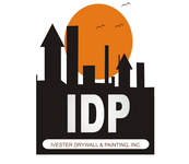 IVESTER DRYWALL & PAINTING, INC. Logo - Entry #166