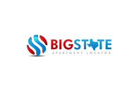 Big State Apartment Locators Logo - Entry #62