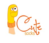 Cute Socks Logo - Entry #54
