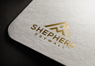 Shepherd Drywall Logo - Entry #347