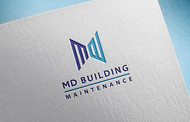 MD Building Maintenance Logo - Entry #78