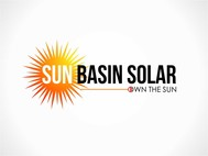 Sun Basin Solar Logo - Entry #3