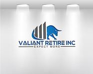 Valiant Retire Inc. Logo - Entry #306