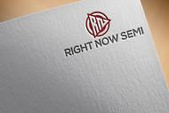 Right Now Semi Logo - Entry #170