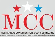 Mechanical Construction & Consulting, Inc. Logo - Entry #156