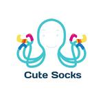 Cute Socks Logo - Entry #114