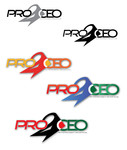PRO2CEO Personal/Professional Development Company  Logo - Entry #81
