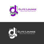 Glitz Lounge Logo - Entry #55