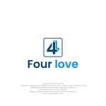 Four love Logo - Entry #193