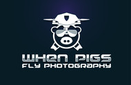 When Pigs Fly Photography Logo - Entry #2