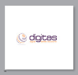Digitas Logo - Entry #105