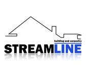 STREAMLINE building & carpentry Logo - Entry #4