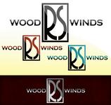 Woodwind repair business logo: R S Woodwinds, llc - Entry #130