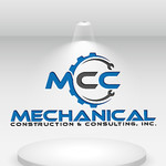 Mechanical Construction & Consulting, Inc. Logo - Entry #150