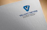 Valiant Retire Inc. Logo - Entry #5
