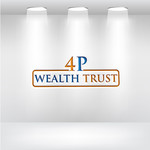 4P Wealth Trust Logo - Entry #386