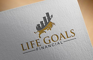 Life Goals Financial Logo - Entry #135
