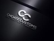 Choate Customs Logo - Entry #475