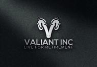 Valiant Inc. Logo - Entry #287