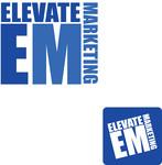 Elevate Marketing Logo - Entry #32