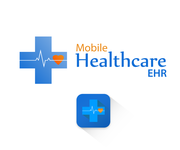 Mobile Healthcare EHR Logo - Entry #135