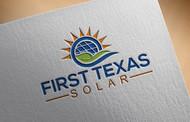 First Texas Solar Logo - Entry #41
