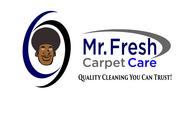 Mr. Fresh Carpet Care Logo - Entry #124