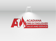 Acadiana Fire Extinguisher Sales and Service Logo - Entry #323