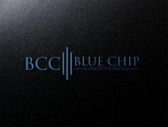 Blue Chip Conditioning Logo - Entry #257