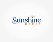 Sunshine Homes Logo - Entry #277
