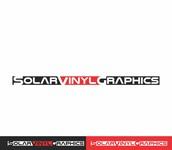 Solar Vinyl Graphics Logo - Entry #134