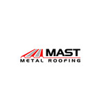 Mast Metal Roofing Logo - Entry #240