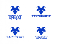 Tapegoat Logo - Entry #46