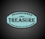 Transformed Treasure Logo - Entry #107