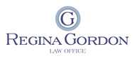 Regina Gordon Law Office  Logo - Entry #82