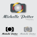 Michelle Potter Photography Logo - Entry #87