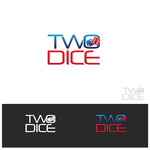 Two Dice Logo - Entry #67