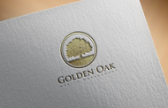 Golden Oak Wealth Management Logo - Entry #195