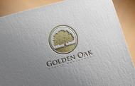 Golden Oak Wealth Management Logo - Entry #195