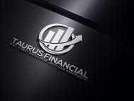 "Taurus Financial (or just ""Taurus"") Logo - Entry #126"