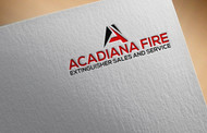 Acadiana Fire Extinguisher Sales and Service Logo - Entry #89