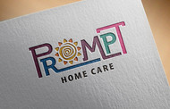 Prompt Home Care Logo - Entry #134