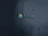 Blue Sky Life Plans Logo - Entry #95