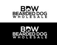 Bearded Dog Wholesale Logo - Entry #121